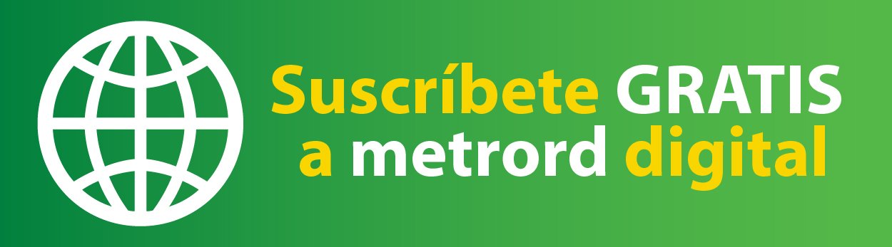 Suscribete al digital Metrord